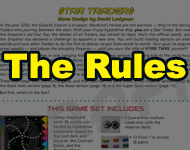 Star Traders Game Rules