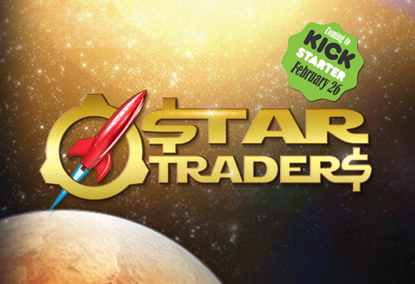 Star Traders Kickstarter Launch