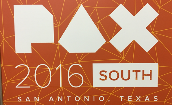Star Traders at PAX South 2016