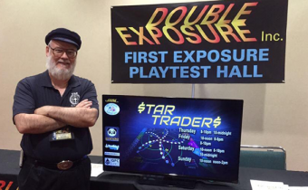 Star Traders play testing at Gen Con 2015