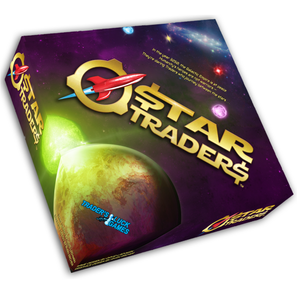 Star Traders the board game