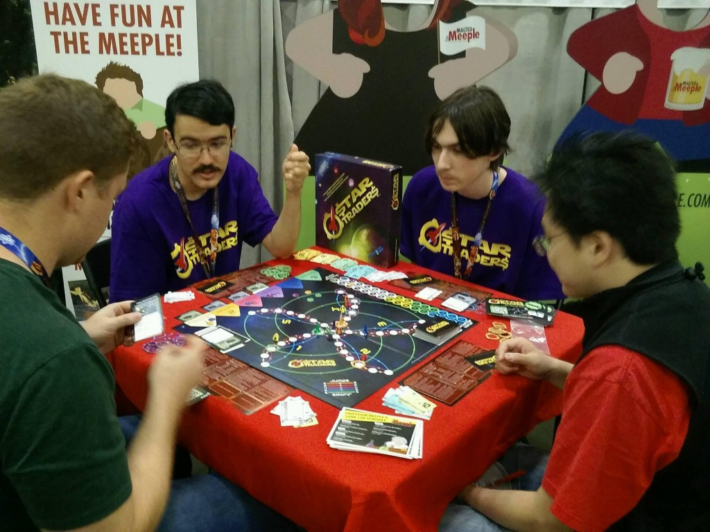 Star Traders at Origins