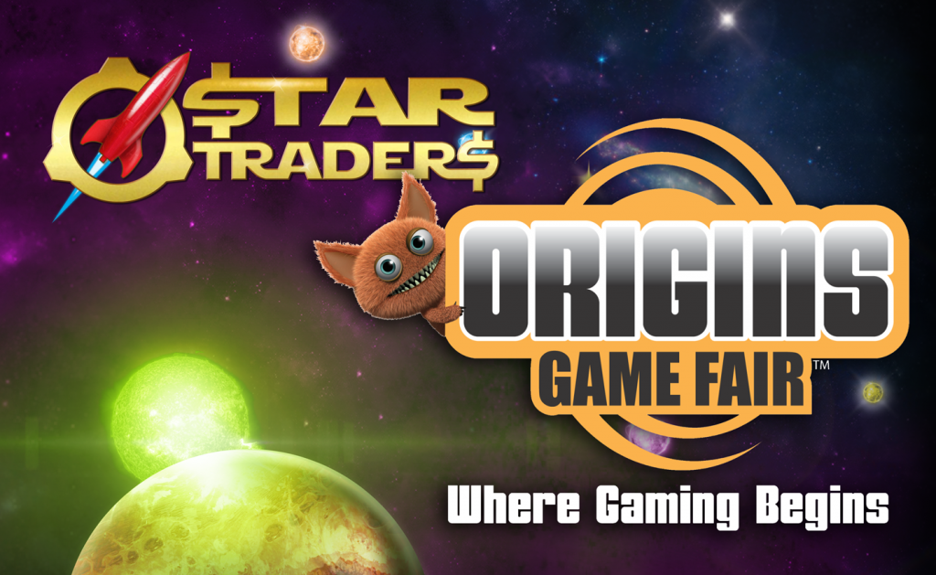Origins 2016 Recap & Game Components Update