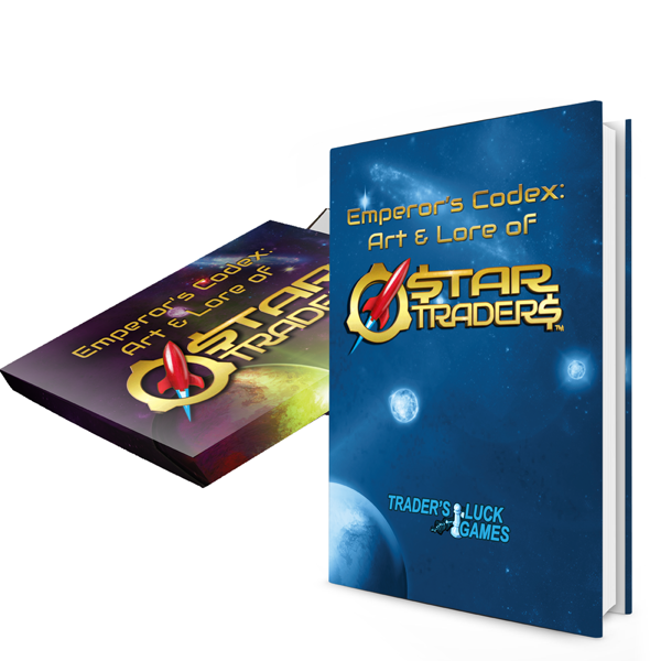 Emperor's Code: Art & Lore of Star Traders