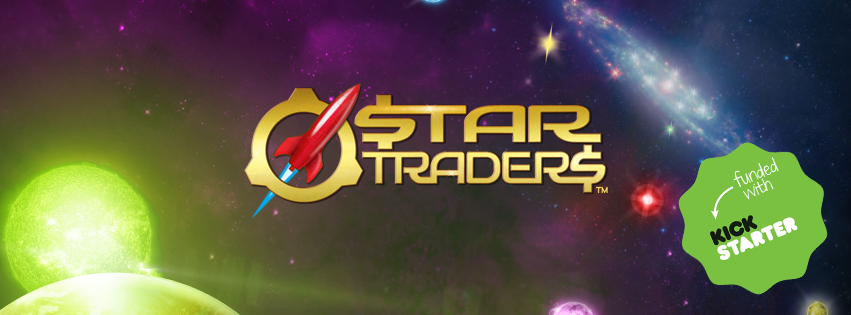 Star Traders the Space Trading Board Game